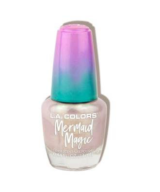 LA Colors Mermaid Magic Nail Polish - Opal