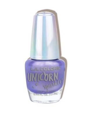 LA Colors Unicorn Sparkle Nail Polish - Sweet Enchantment