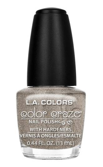 LA Colors Color Craze Nail Polish Morning Dew