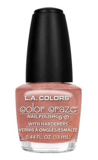 LA Colors Color Craze Nail Polish Intimate
