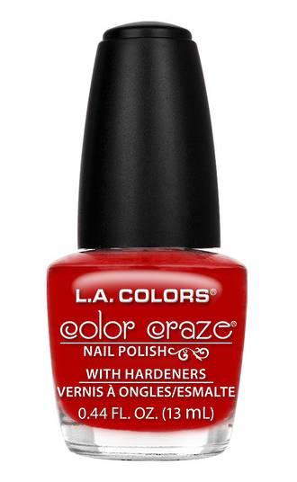 LA Colors Color Craze Nail Polish Marilyn