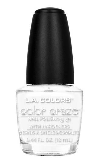 LA Colors Color Craze Nail Polish Energy