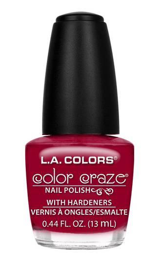 LA Colors Color Craze - Hot Blooded