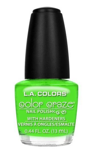 LA Colors Color Craze - Mint
