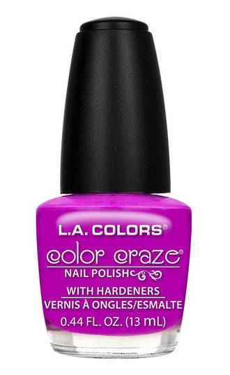 LA Colors Color Craze - Electra