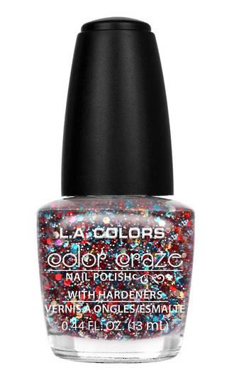 LA Colors Color Craze - Confetti