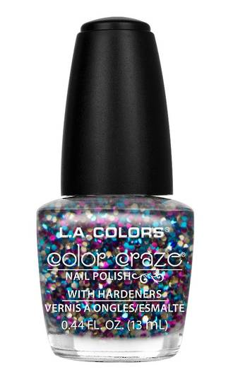LA Colors Color Craze - Wonderland
