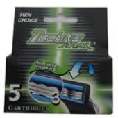 Techno Max Men's Cartridge Refill 5pc