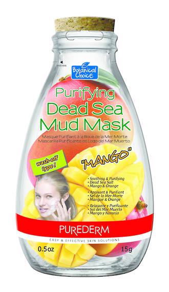 BC Purifying Dead Sea Mud Mask - Mango