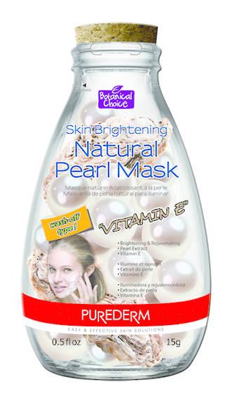 BC Skin Brightening Natural Pearl Mask 15ml - Vitamin E