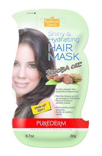 BC Shiny & Hydrating Hair Mask 20ml - Jojoba Oil