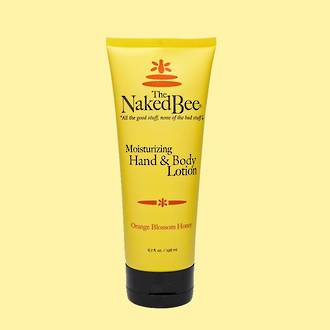 The Naked Bee Hand & Body Lotion 2.25oz/67ml