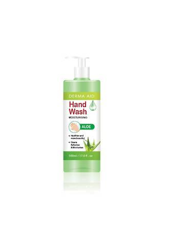 Derma Aid Hand Wash - Aloe 500ml