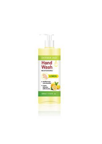 Derma Aid Hand Wash - Lemon 500ml