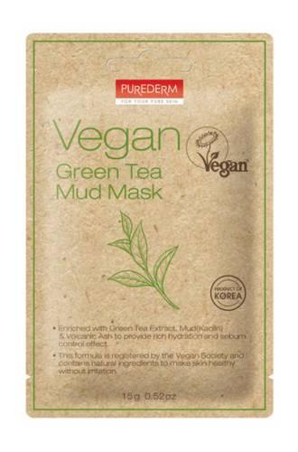 BC Vegan Green Tea Mud Mask