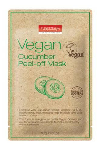 BC Vegan Cucumber Peel-Off Mask