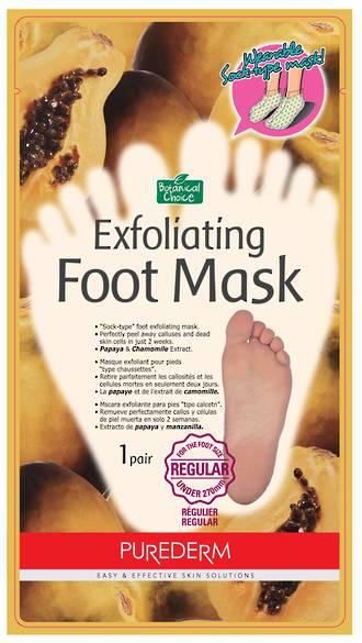 Purederm Exfoliating Foot Mask (1 Pair)