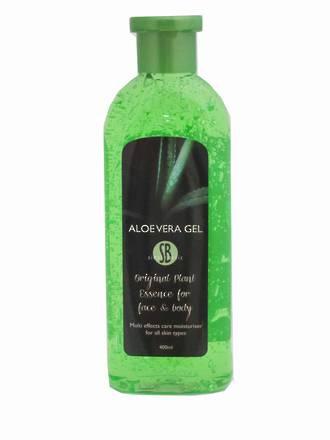 Simply Basics Aloe Vera Gel 400ml
