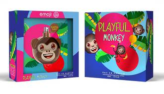 Emoji Playful Monkey 50ml EDP Spray