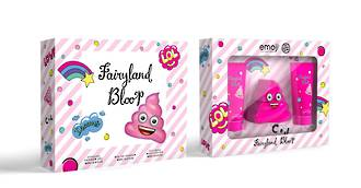 Emoji Fairyland Bloop 3pc Gift Set