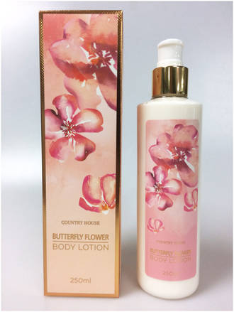 Body Lotion 250ml - Butterfly Flower