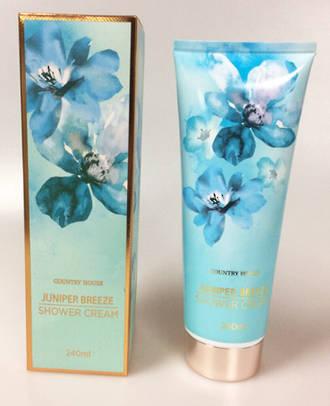 Shower Cream 240ml - Juniper Breeze