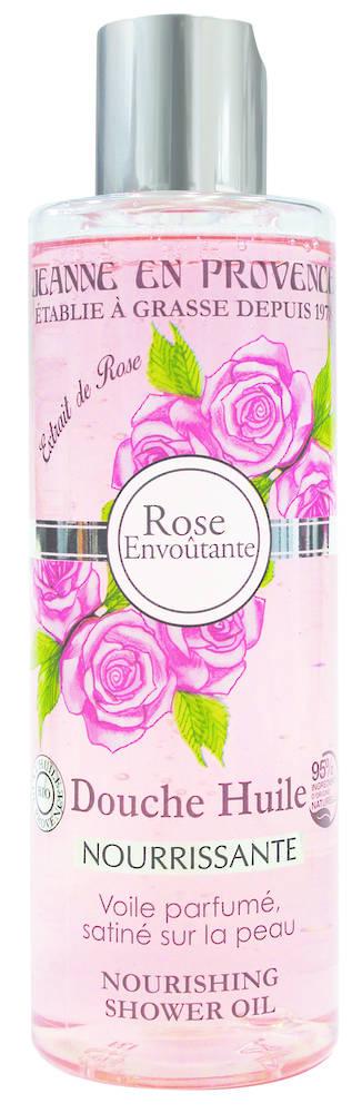 Rose Shower Oil 250ml