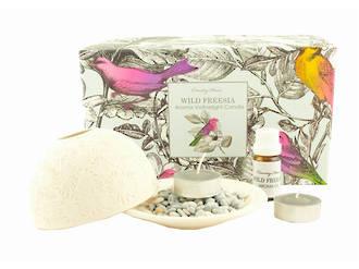 CH Cermaic Tealight - Wild Freesia