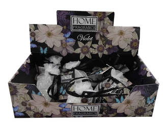 Fragrance Beads 12 x 13g Bags - Violet