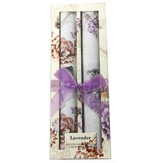 Drawer Liner Double Set - Lavender