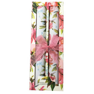 Drawer Liner Double Set - Peony