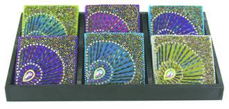 Casablanca Peacock Notebook - Display 24pcs