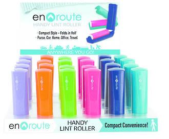 En Route Handy Lint Roller - Display 24pcs