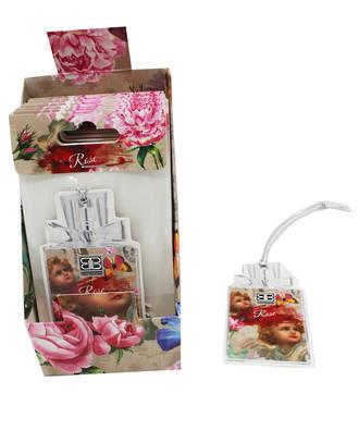 Fragrant Sachets 10g - Rose 12 Piece Display