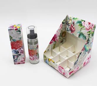 Rose Room Spray 100ml - Display of 9