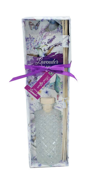 Reed Diffuser 200ml - Lavender