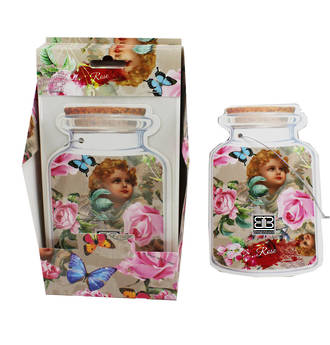 Fragrant Sachets 19g - Rose 12 Piece Display