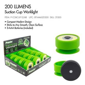 200 Lumen Suction Cup Work Light