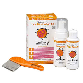 Ladibugs Lice Lice Elimination Kit
