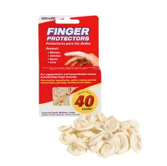 Acu-Life Finger Cots 40 Pack