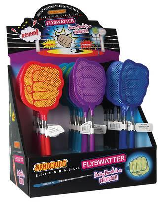 Knockout Swatter Display - 24pcs