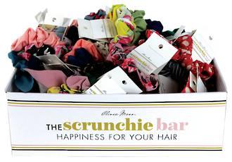 The Scrunchie Bar 3-Pack Scrunchie Sets Display - 36pcs