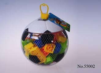 Block Set - Soccer Ball