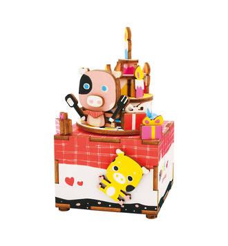 DIY Music Box - Happy Birthday