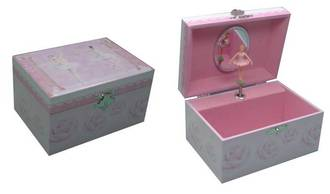 Keepsake Musical Jewellery Box - Ballerina