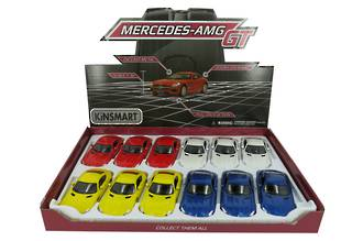 Mercedes AMG GT Display