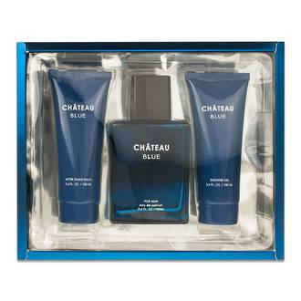 Men's EDP Gift Set - Chateau Blue