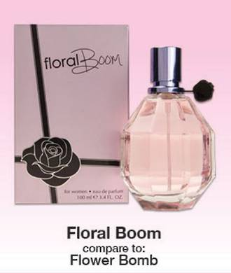 Womans EDP 100ml - Floral Boom
