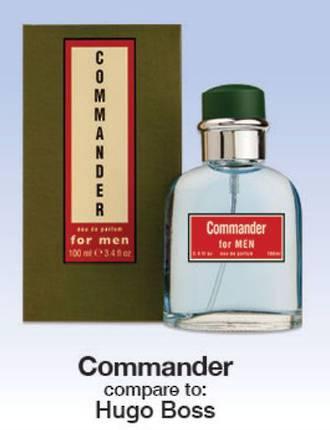 Mens EDP 100ml - Commander