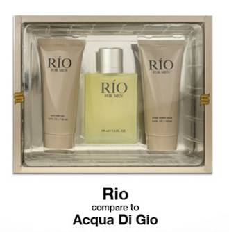 Mens EDP Gift Set - Rio